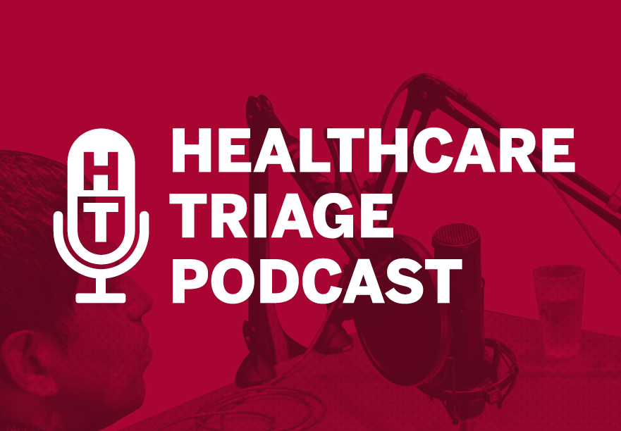 Healthcare Triage podcast feature