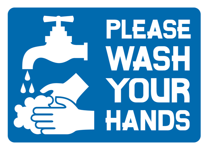 Wash your hands image