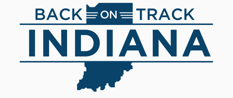 indiana graphic - back on track
